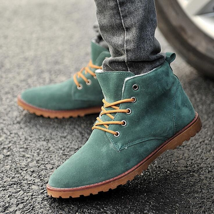 $29.83 (Buy here: https://alitems.com/g/1e8d114494ebda23ff8b16525dc3e8/?i=5&ulp=https%3A%2F%2Fwww.aliexpress.com%2Fitem%2Fwinter-men-cotton-shoes-nubuck-leather-high-fronted-snow-boots-breathable-fashion-martin-man-military-botas%2F32366477567.html ) winter men cotton shoes nubuck leather high fronted punk snow boots breathable fashion martin man military botas shoes N005 for just $29.83