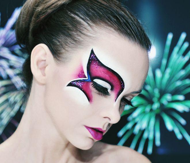 Andrzejkowe szaleństwo #makeup #party
