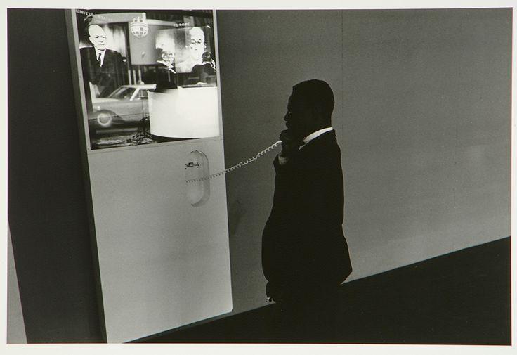 Lee Friedlander 1963 NYC