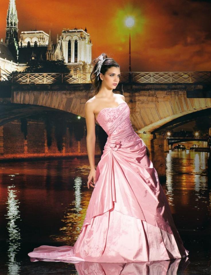 morelle mariage robe de marie miss paris mp103 03 - Morelle Mariage