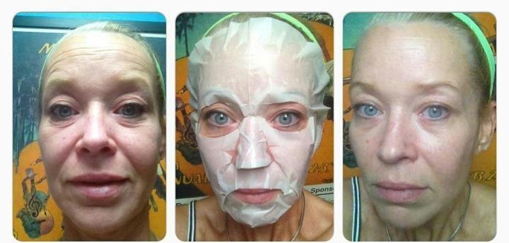 Reduce wrinkles, firm face, face wraps!   Email chassidybutler@outlook.com for more info!