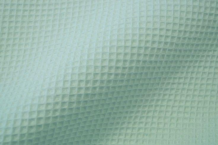 Stenzo 7201-10 Wafelkatoen mint