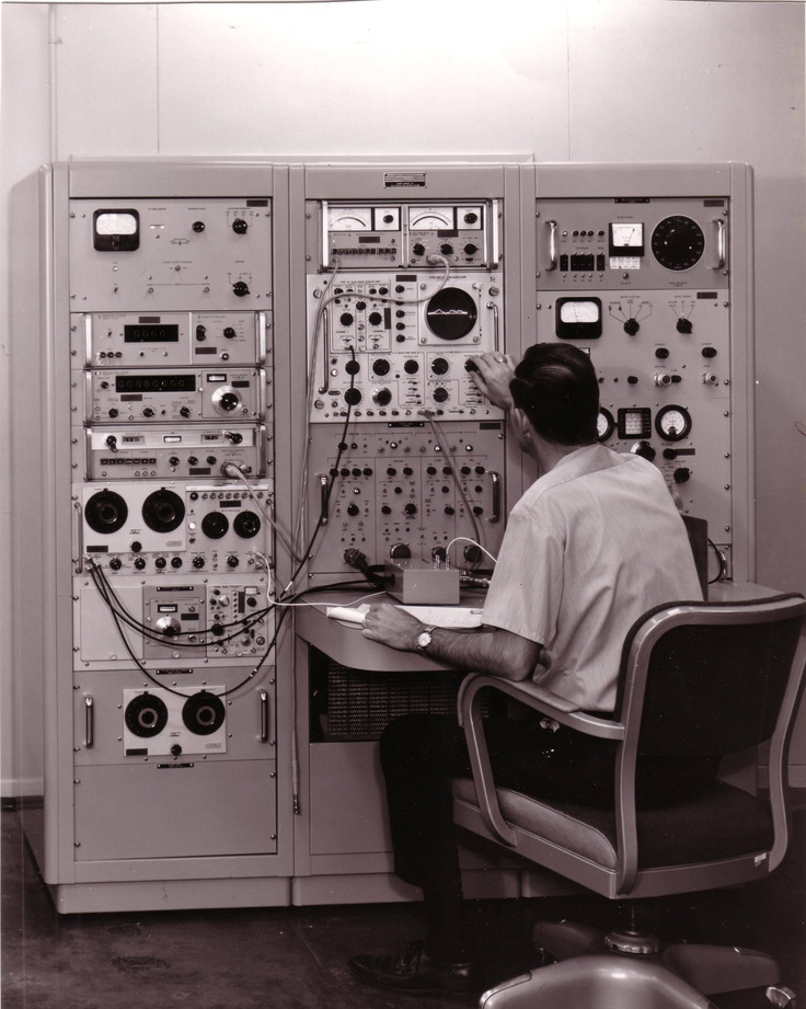 vintage 20th century technology