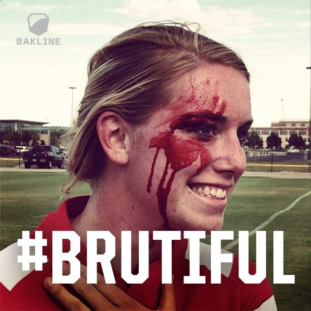 First in a series of #brutiful images. Tag your pics #brutiful and we'll repost our favorites. Have a great Saturugbyday!