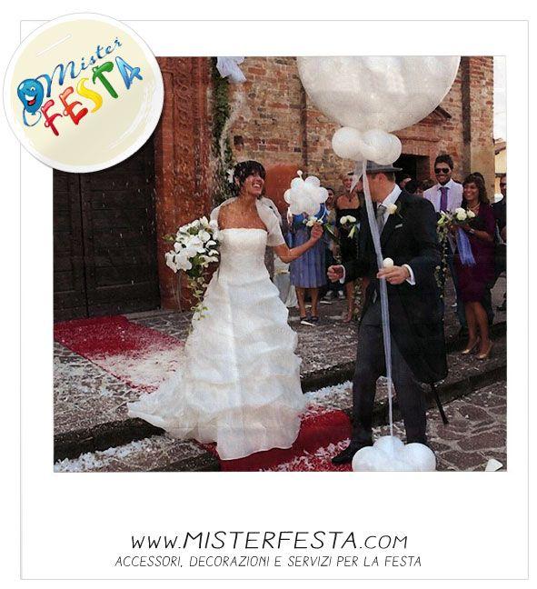 #wedding-bubble la #mongolfiera degli #sposi per un #matrimonio esplosivo!