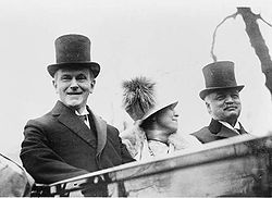 Charles Curtis(right) - Wikipedia, the free encyclopedia March 4, 1925 Inaguration Day (with President & Mrs. Coolidge)