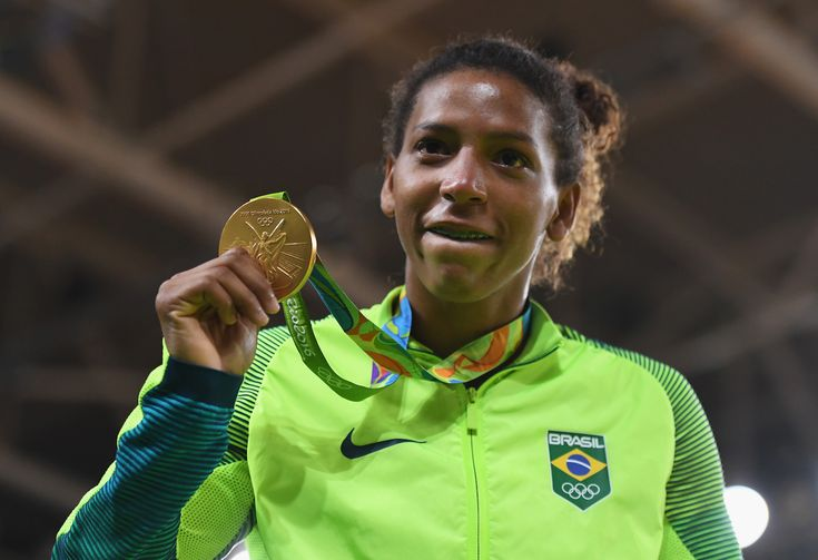 This Brazilian gold medal winning Olympic judo champion just came out as gay · PinkNews