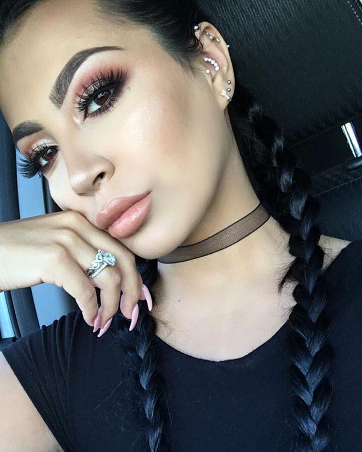 Neutral smokey eye @evettexo | MAKE-UP | Beauty makeup ...