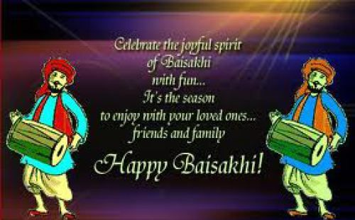 Baisakhi Whatsapp DP 2016-Status-FB Profile Pic-Wishes Punjabi