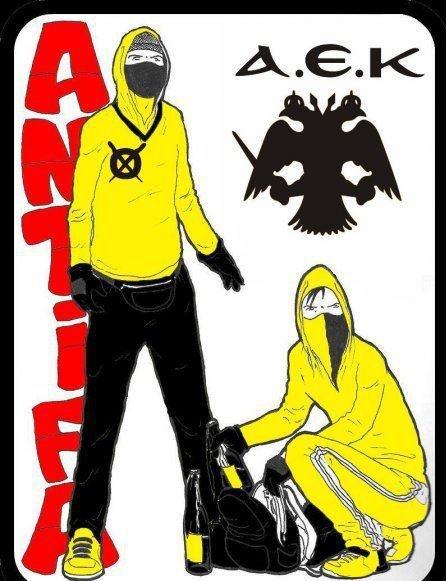 Aek - Antifa