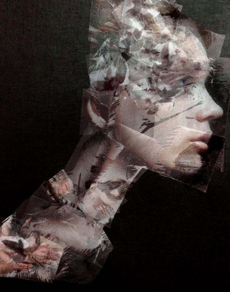 Ayako Yoshimoto (吉本彩子 aka 彩櫻恋 Aya Sacuraco) 2012  @ Queen Projects by LUIUL