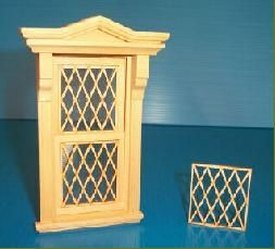 Glorious Twelfth: How To Make A Tudor Casement Window, Part I