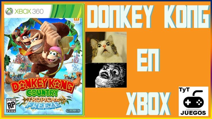 Image result for donkey kong xbox 360