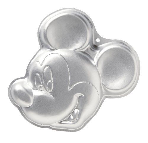 Mickey Mouse Themed Party Supplies & Decoration Ideas. mickey mouse shaped baking pan