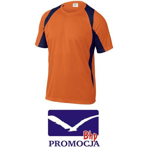 Koszulka T-shirt termoaktywna BALI pomarańczowa M