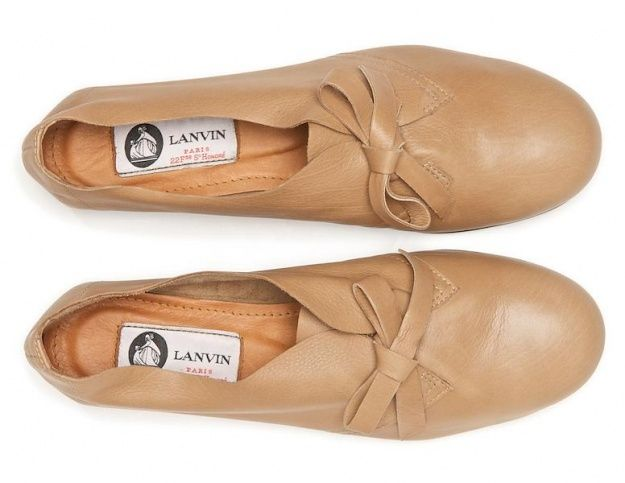 nude oxfords: Lanvin Shoes, Colored Shoes, Beige Shoes, Cute Shoes, Style, Bow Shoes, Shoes Wishlist