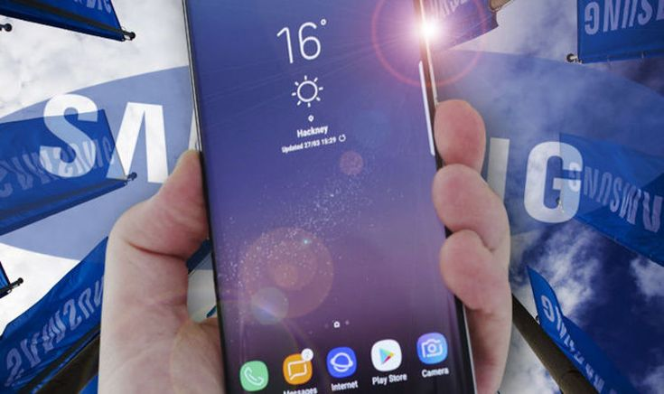 Samsung Galaxy S8 price crash: You have one day left to get this ultimate deal | Tech | Life & Style #samsung #galaxyS8