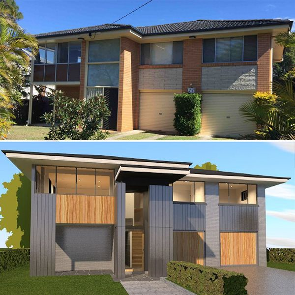 An impressive before and after by Focus Architecture!