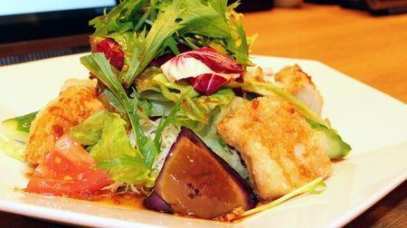 大戸屋が生まれ変わる新メニューのイチオシは肉汁あふれる鶏むね肉とたっぷり野菜の香辛だれ定食
