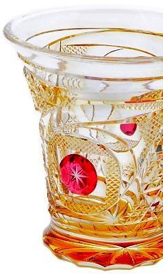 ガラス作家 頌峰(SHOHO)【 日本の匠 伝統美の芸術 薩摩切子 】