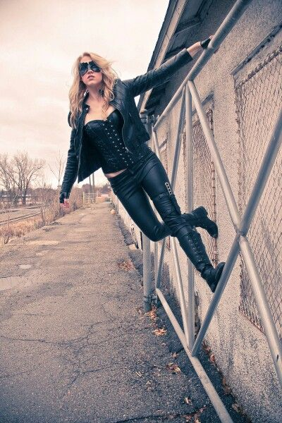 Black Canary Cosplay  Green Arrow, Batman, DC Comics, Costume, Vigilante