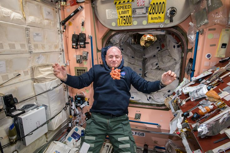 Does your DNA really change in space?