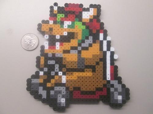 Bowser- Super Mario Kart
