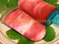 Malinové nanuky