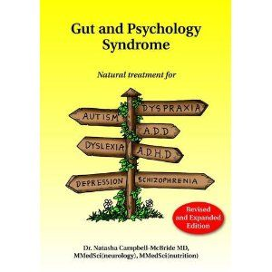 Awesome book - get rid of ADHD, ADD, Depression, etc.. forever with food, similar  to SAD diet but better