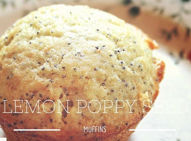 Best Muffin Recipes: Lemon Poppy Seed Muffins :http://littleindiana.com/2012/06/best-muffin-recipes-lemon-poppy-seed-muffins/