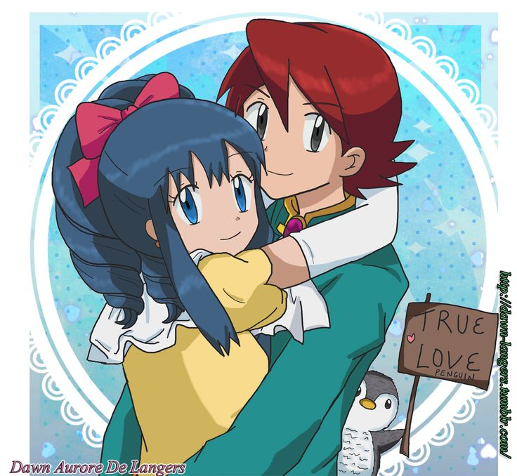 1000+ images about Dawn and Kenny (Pokémon) on Pinterest ...