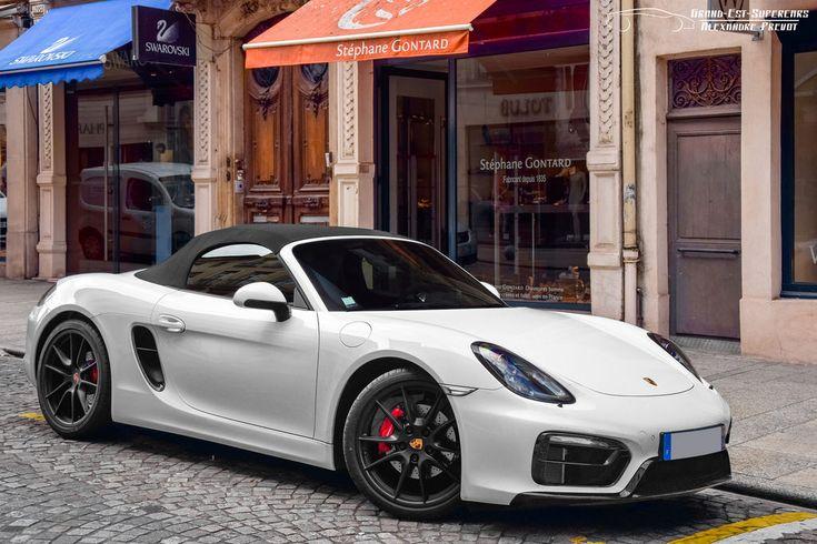 Porsche Boxster GTS | by Alexandre Prévot