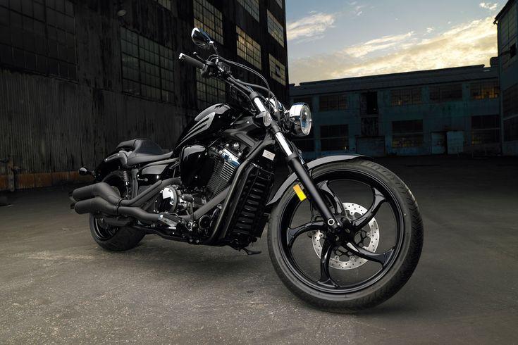 Yamaha Stryker, a desirable upgrade :)