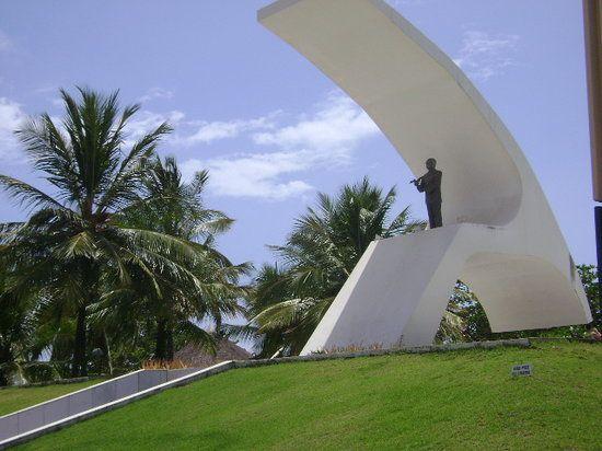 Teotônio Vilela (alagoas) brasile | Interior do memorial Teotônio Vilela - Foto de Praia de Pajuçara ...