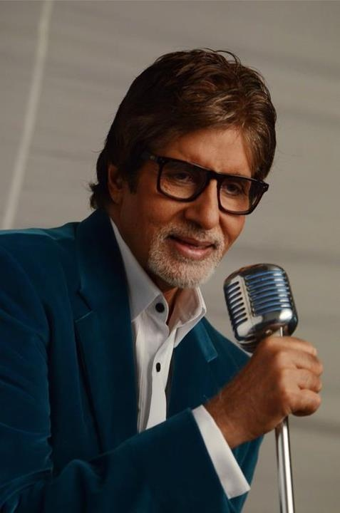 Amitabh Bachchan could rule the world!