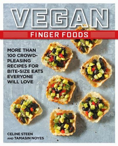 Olives for Dinner | Vegan Recipes and Photography: Review of Vegan Finger Foods + a Giveaway!