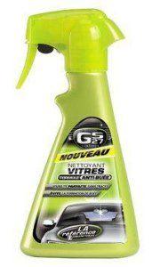 Nettoyant Vitres – Anti Buée PARE BRISE ET VISIERE CASQUE MOTO GS27 Pulvérisateur 250 ml CL120211