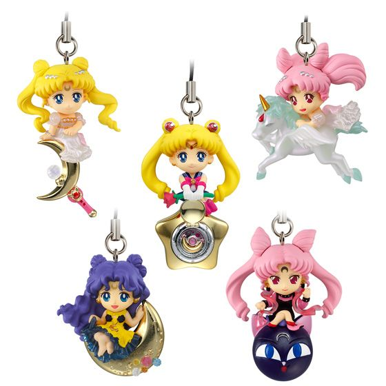 Sailor Moon News: Twinkle Dolly Sailor Moon 3 from Premium Bandai is here! - A Rinkya Blog