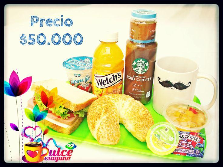 Pagina web www.dulceregalo.com.co