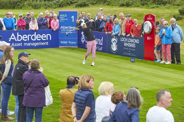 LET and LPGA to co-sanction Aberdeen Asset Management Ladies Scottish Open  A ground-breaking co-sanctioning agreement between the LET and LPGA has been reached that will see Dundonald Links host both the 2017 mens and ladies Scottish Opens whilst elevating the Aberdeen Asset Management Ladies Scottish Open to the highest prize fund event on the Ladies European Tour outside the Majors.  The initial three-year deal brought together by the LET and the LPGA in partnership with title sponsor…
