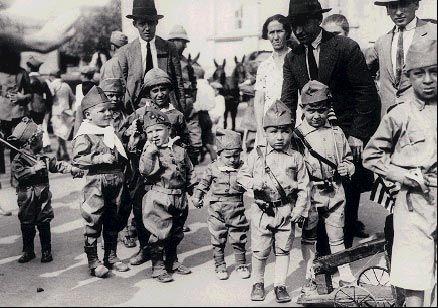 Revolução Constitucionalista de 1932. São Paulo (SP). (CPDOC/ CDA Yasuhiko Nakamura)