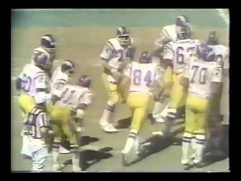 1978 - NFL - Week 2 - Raiders vs Chargers