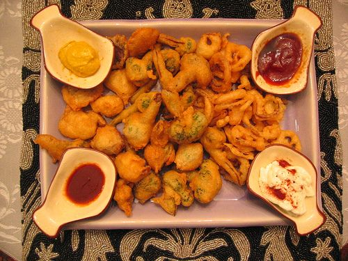 tempura by tofu666, via Flickr