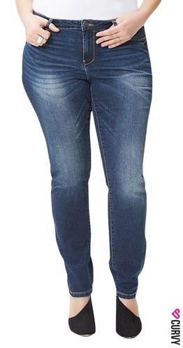 CURVY Classique Skinny Jeans
