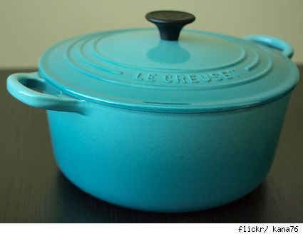 I really want one of these...I can't cook any food from my Julia Child cookbook unless I have one of these....at least that's what I tell my husband.