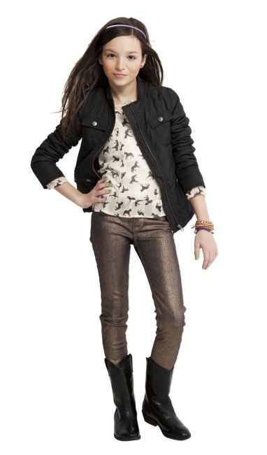 Metallic Fields - PS From Aeropostale
