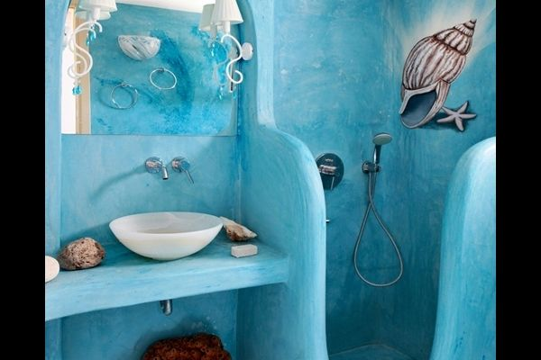 Ванная комната в морском стиле: идеи для воплощения. Обсуждение на LiveInternet - Российский Сервис Онлайн-Дневников