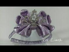 Como fazer flor mil faces /How to make flower Diy , tutorial , pap By Iris Lima - YouTube