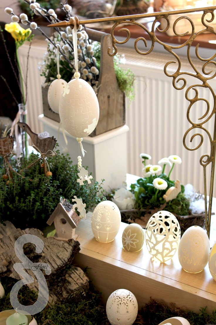 312 best Easter - Decorations images on Pinterest | Easter ideas ...