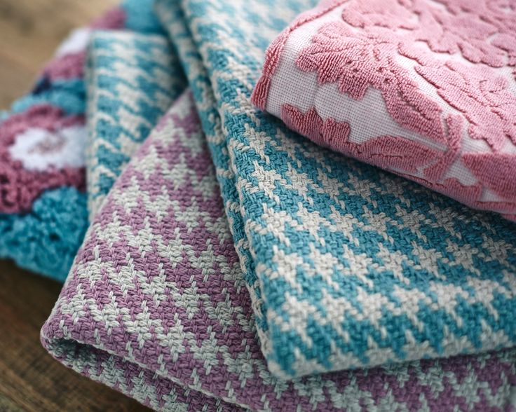 Soft, absorbent towels from Carolyn Donnelly Eclectic